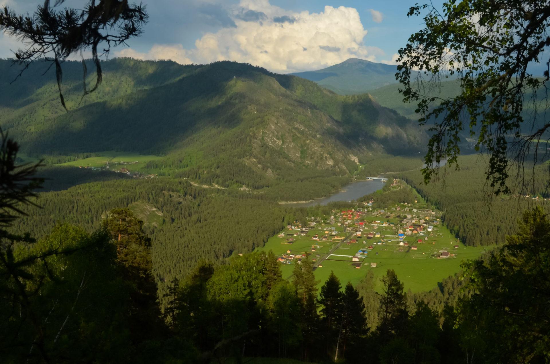 Село Аскат